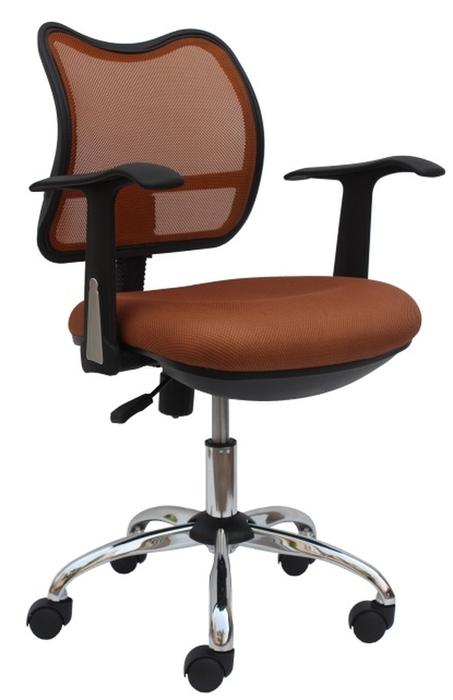 Kancelárska stolička Edison 13 hnedá