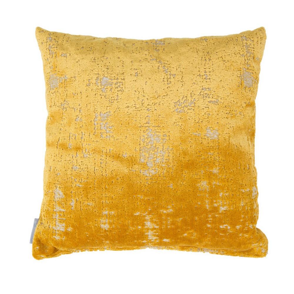 Žltý vankúš s výplňou Zuiver Sarona Vintage 5bf7e69748
