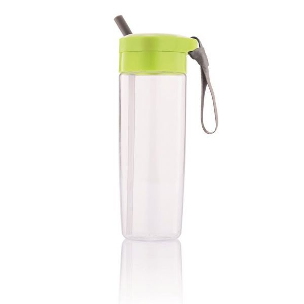 Limetková cestovná fľaša XDDesign Turner Activity