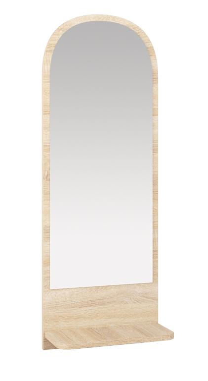 Zrkadlo 04   Farba: dub sonoma