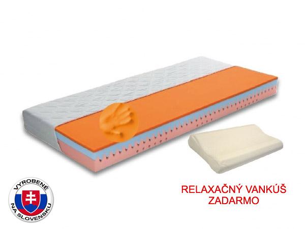 Penový matrac Dream Lux 200x80 cm (T3) *vankúš ZADARMO