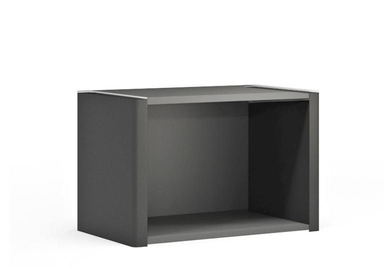 Závesná skrinka Possi SFW/4/5   Farba: šedý wolfram