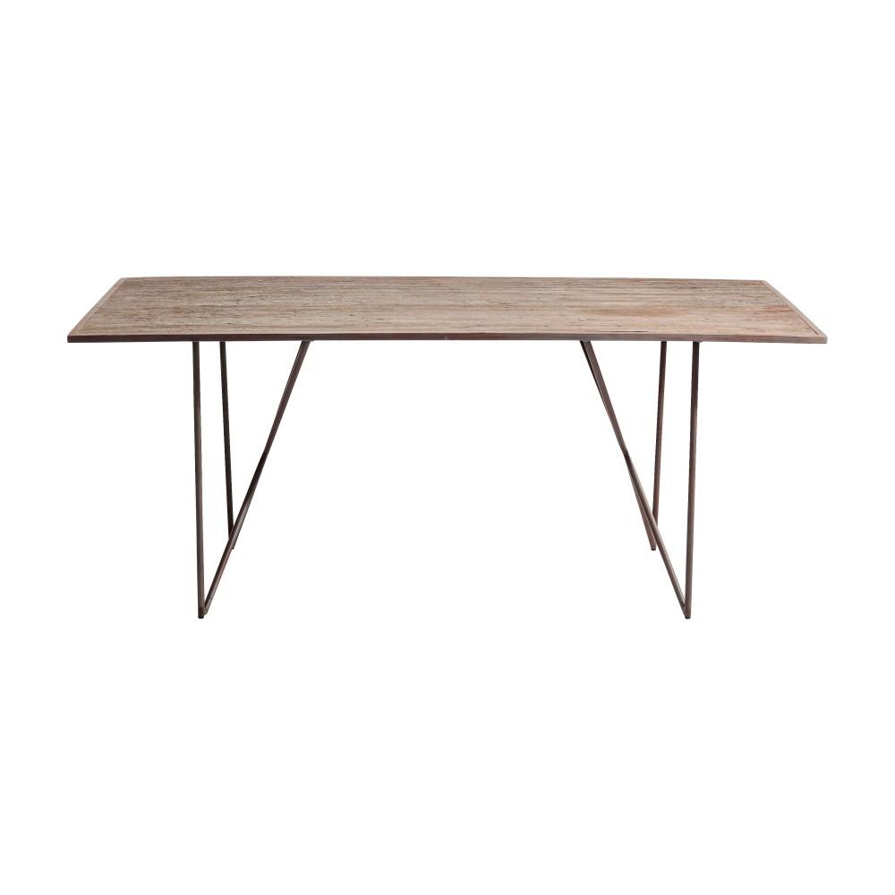 Jedálenský stôl sKare Design Quarry, 180 × 90 cm