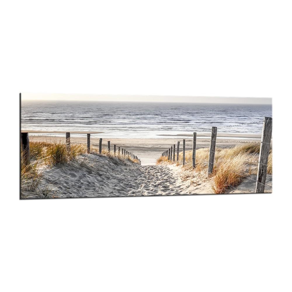 Obraz Styler Glasspik Dunes 5, 50×125 cm