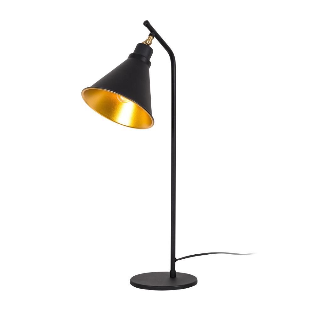 Čierna stolová lampa Spey