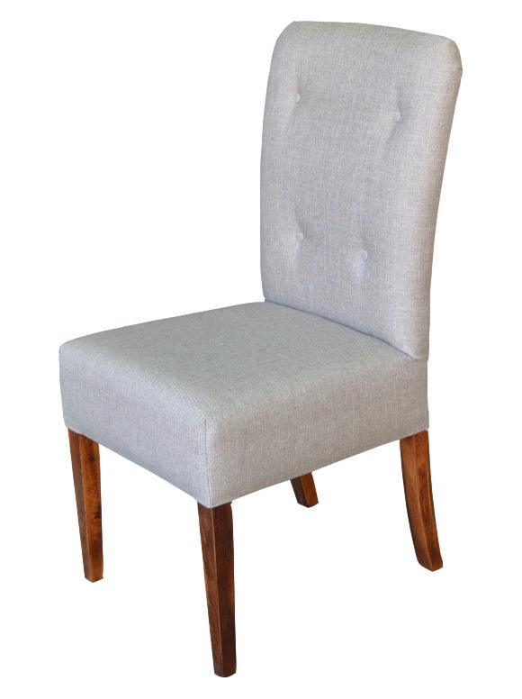 LEONARD jedálenská stolička, látka na výber