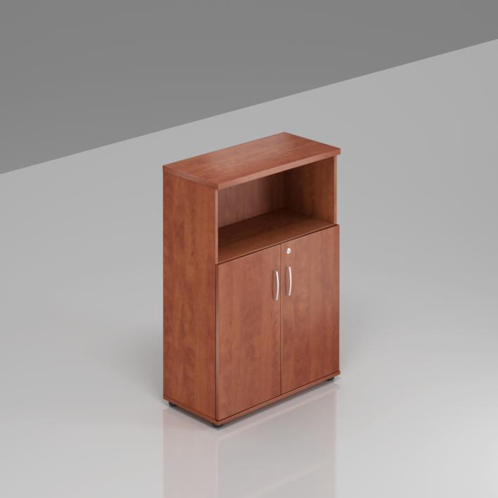 Rauman Kancelárska skriňa Visio, 80x38,5x113 cm, dvere 2/3 S382 03