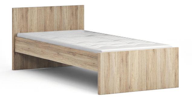 Jednolôžková posteľ 90 cm Possi LOZ/90