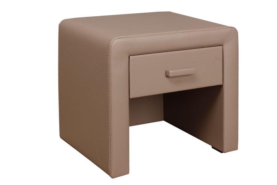 Bradop Čalúnený nočný stolík L085