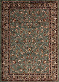 Osta carpets Koberec Kashqai 4328 401 sivobordový 67x130cm