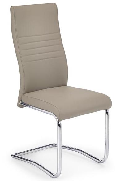 Jedálenská stolička K183 cappuccino