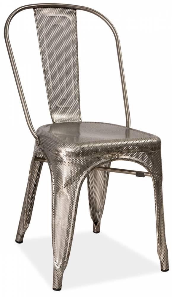 LIFT 1 stolička, aluminium