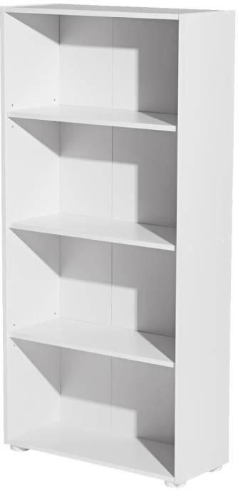 Knižnica 330 biela