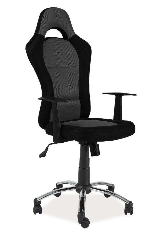 Kancelárske kreslo Q-039   Farba: Čierna
