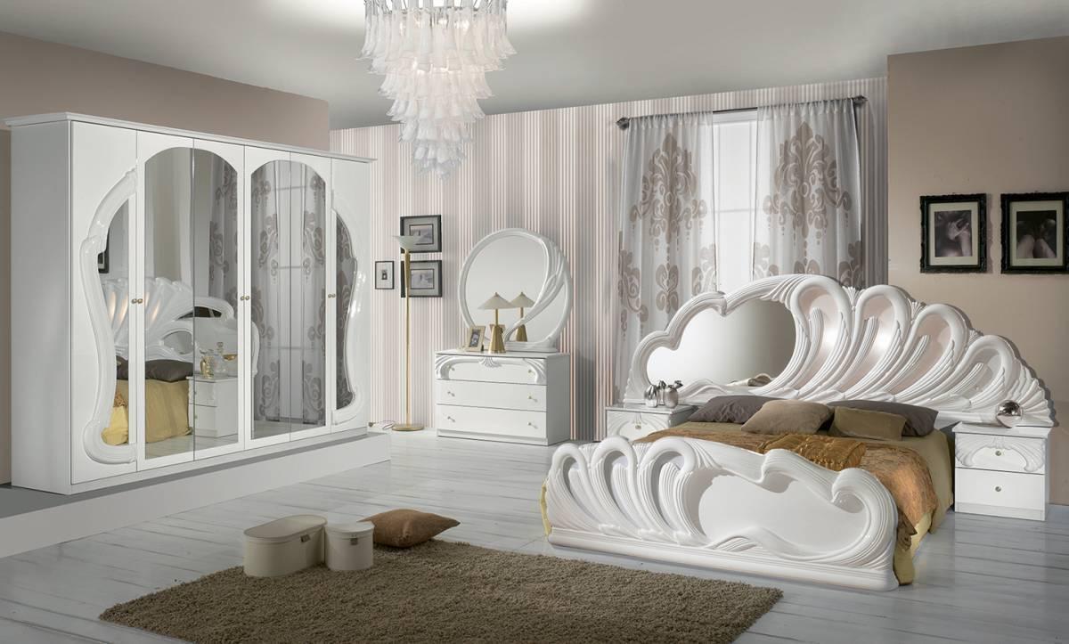 Spálňa BLANCA - biela