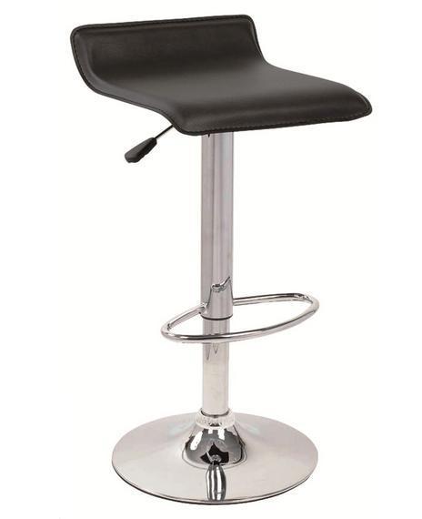 >> Barová stolička AB-044, čierna