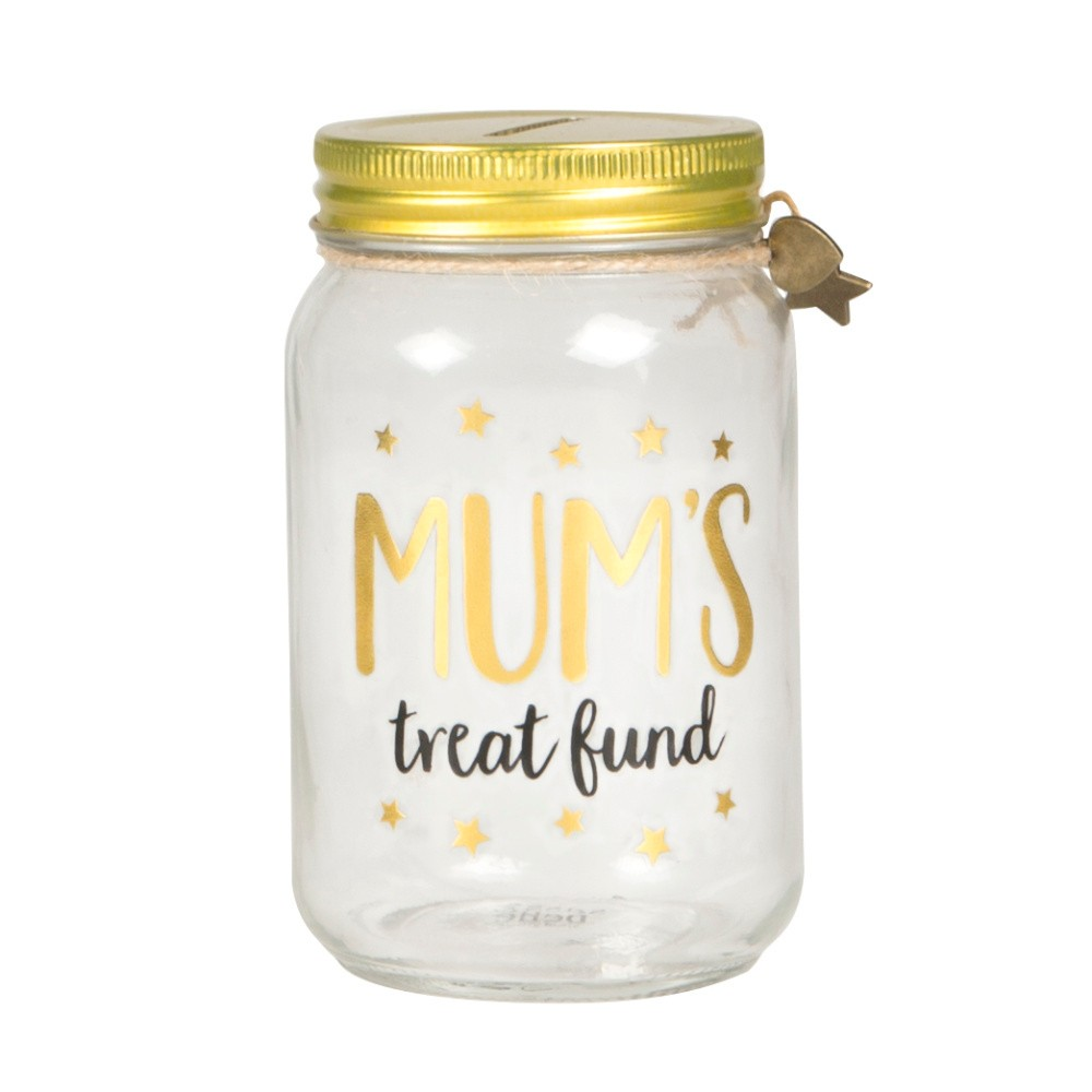 Pokladnička Sass & Belle Mums Treat Fund