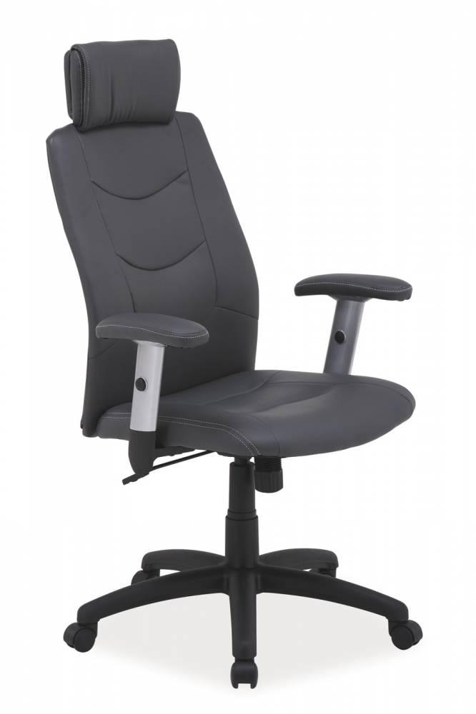 Kancelárske kreslo Q-119 / sivá