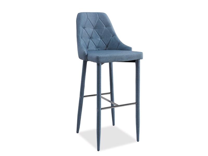 TRIXIE barová stolička, denim