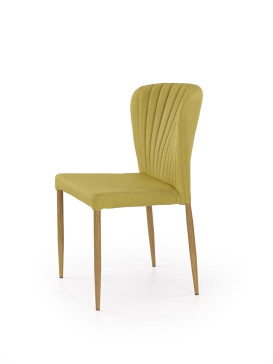 Jedálenská stolička K236 (zelená)