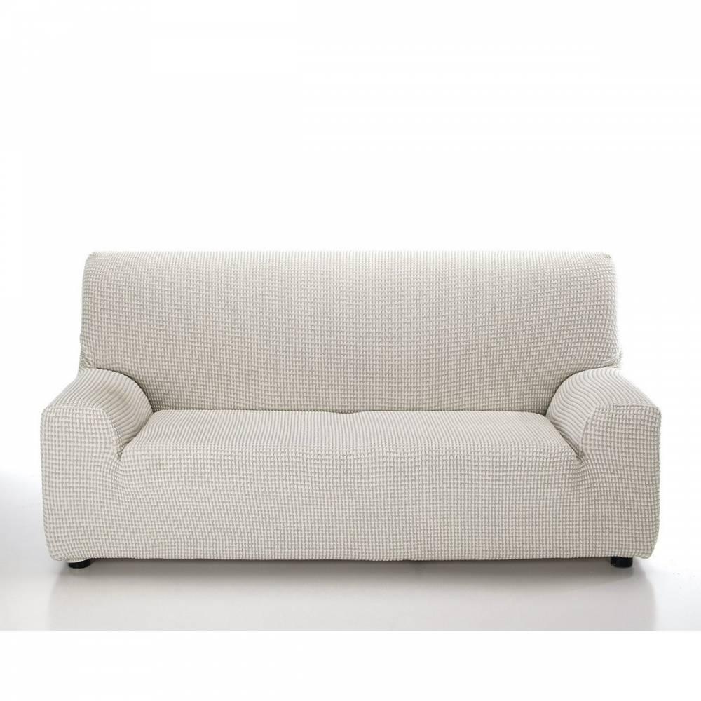 Forbyt Multielastický poťah na sedaciu súpravu Sada béžová, 180 - 240 cm