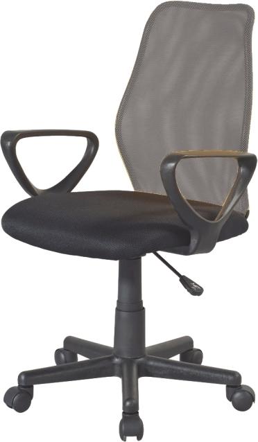 Kancelárska stolička, sivá, BST 2010