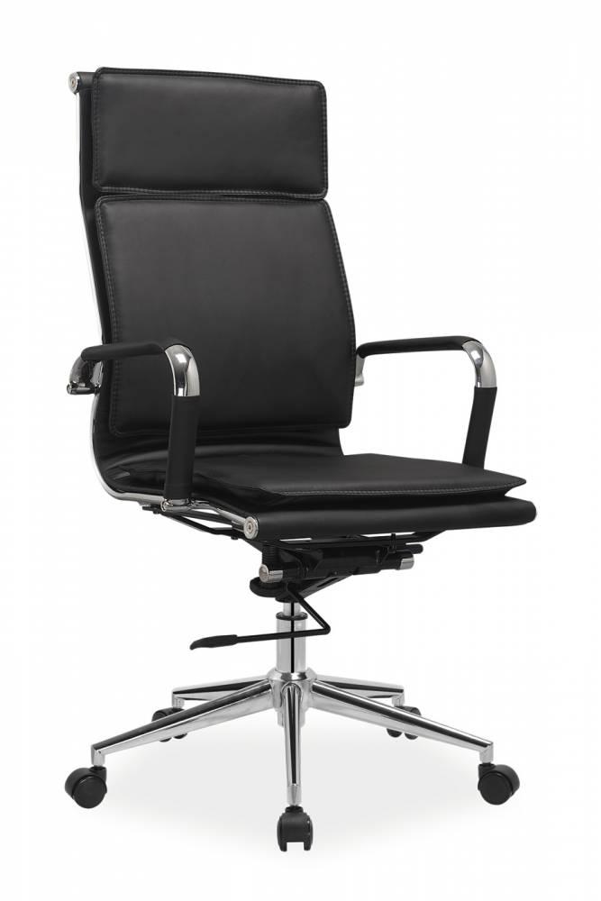 Kancelárske kreslo Q-253 (ekokoža čierna)