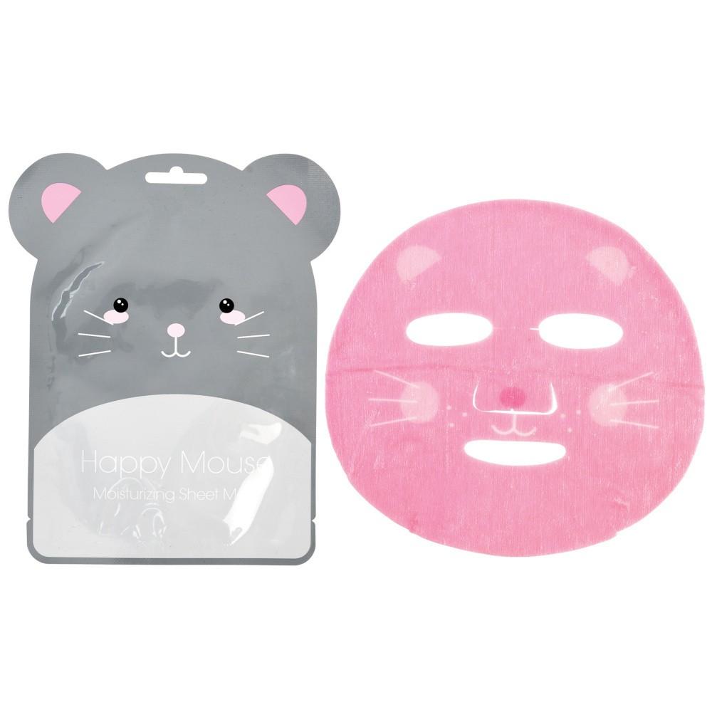 Pleťová maska Rex London Happy Mouse Moisturising