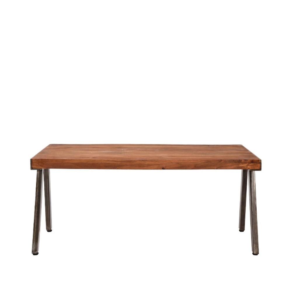 Konferenčný stolík s doskou z akáciového dreva LABEL51 Levi