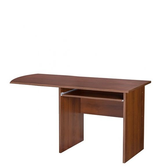 Kancelársky stôl ľavý Mag Euro 25