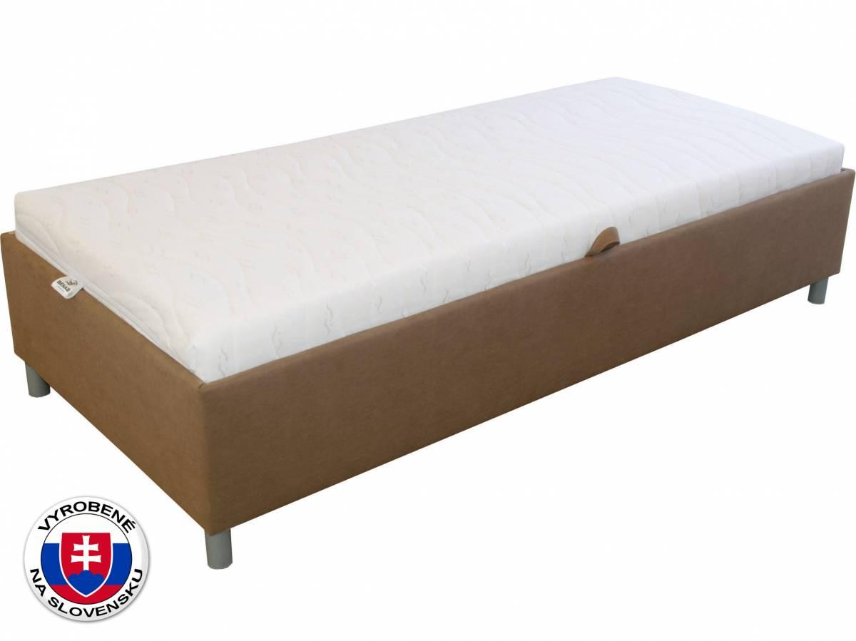 Jednolôžková posteľ 90 cm Benab Hills (s roštom)