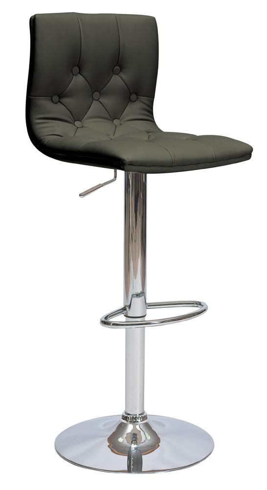 Barová stolička C-10A Krokus čierna