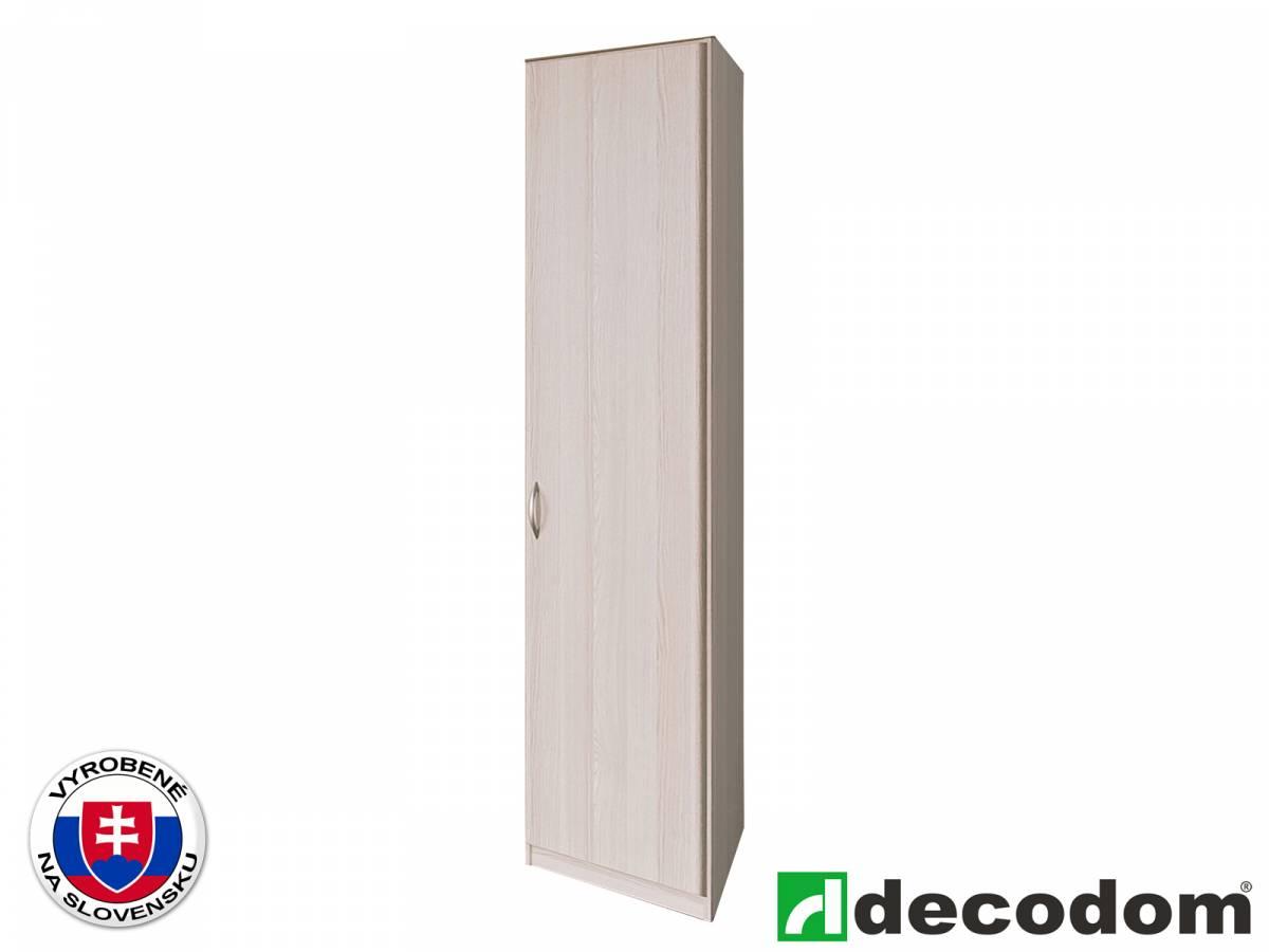 Policová skriňa Decodom Cassanova S 1 DV jaseň coimbra