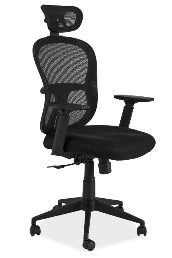 Kancelárske kreslo Q-116   Farba: Čierna