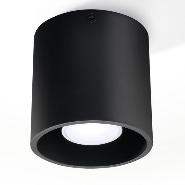 Stropné svetlo Nice Lamps Roda 1 Black