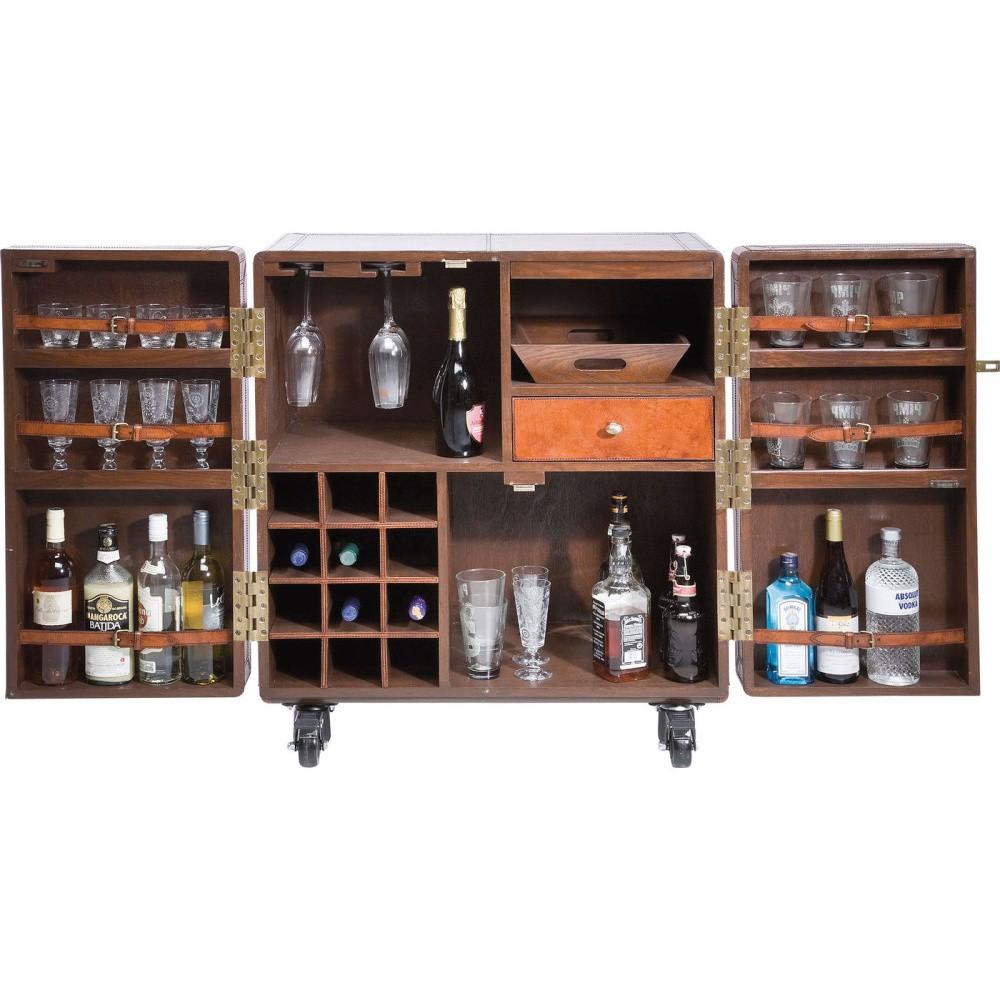 Pojazdný bar Kare Design Lodge