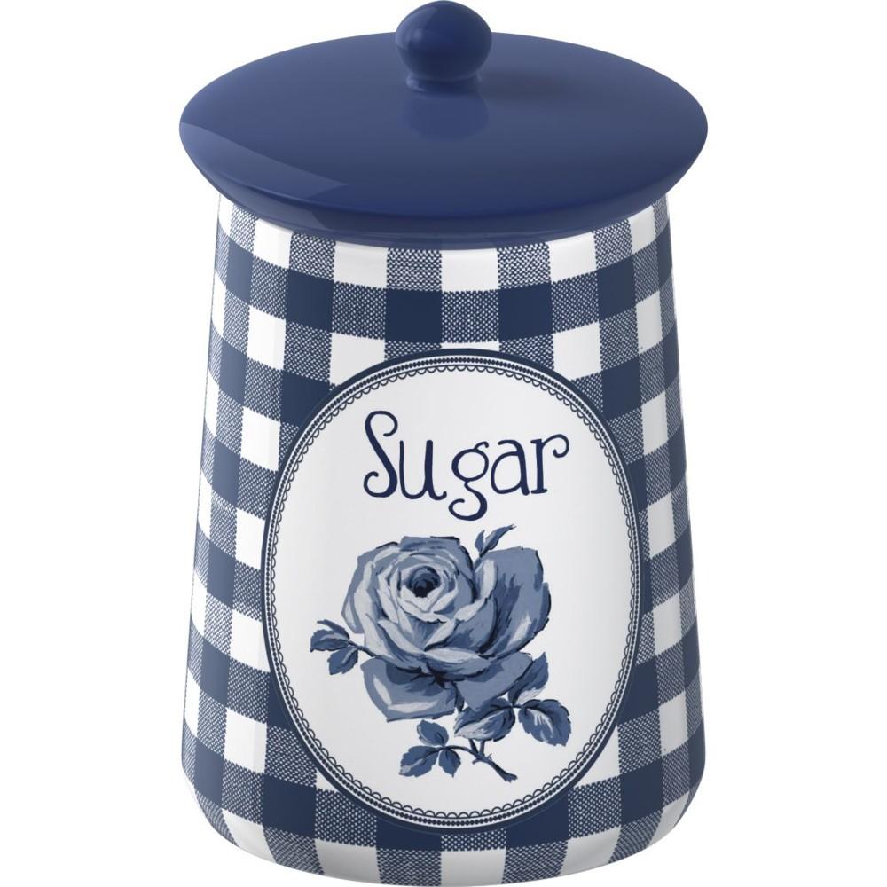 Porcelánová dóza na cukor Creative Tops Vintage Indigo