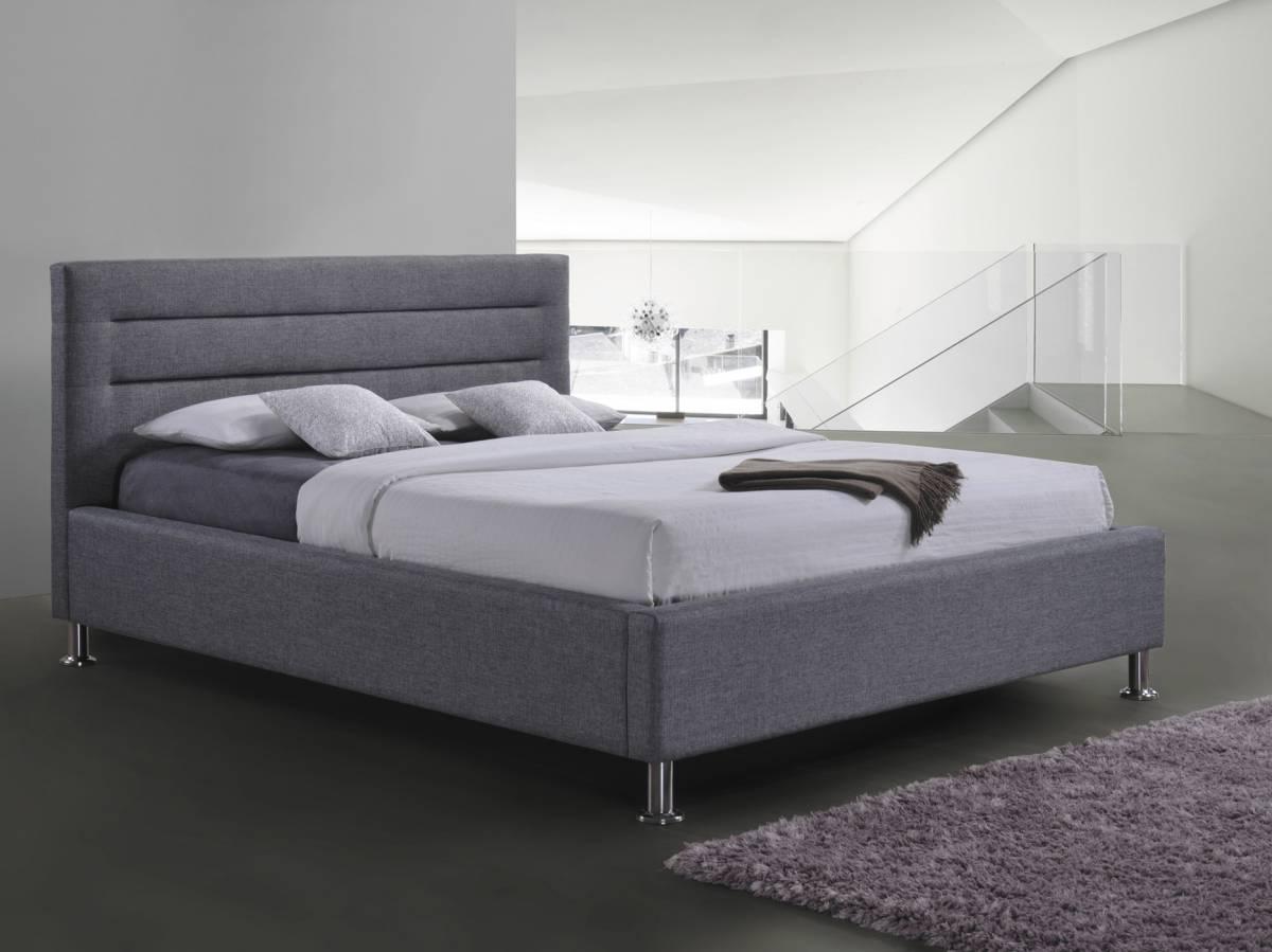 Manželská posteľ 160 cm Liden (s roštom)