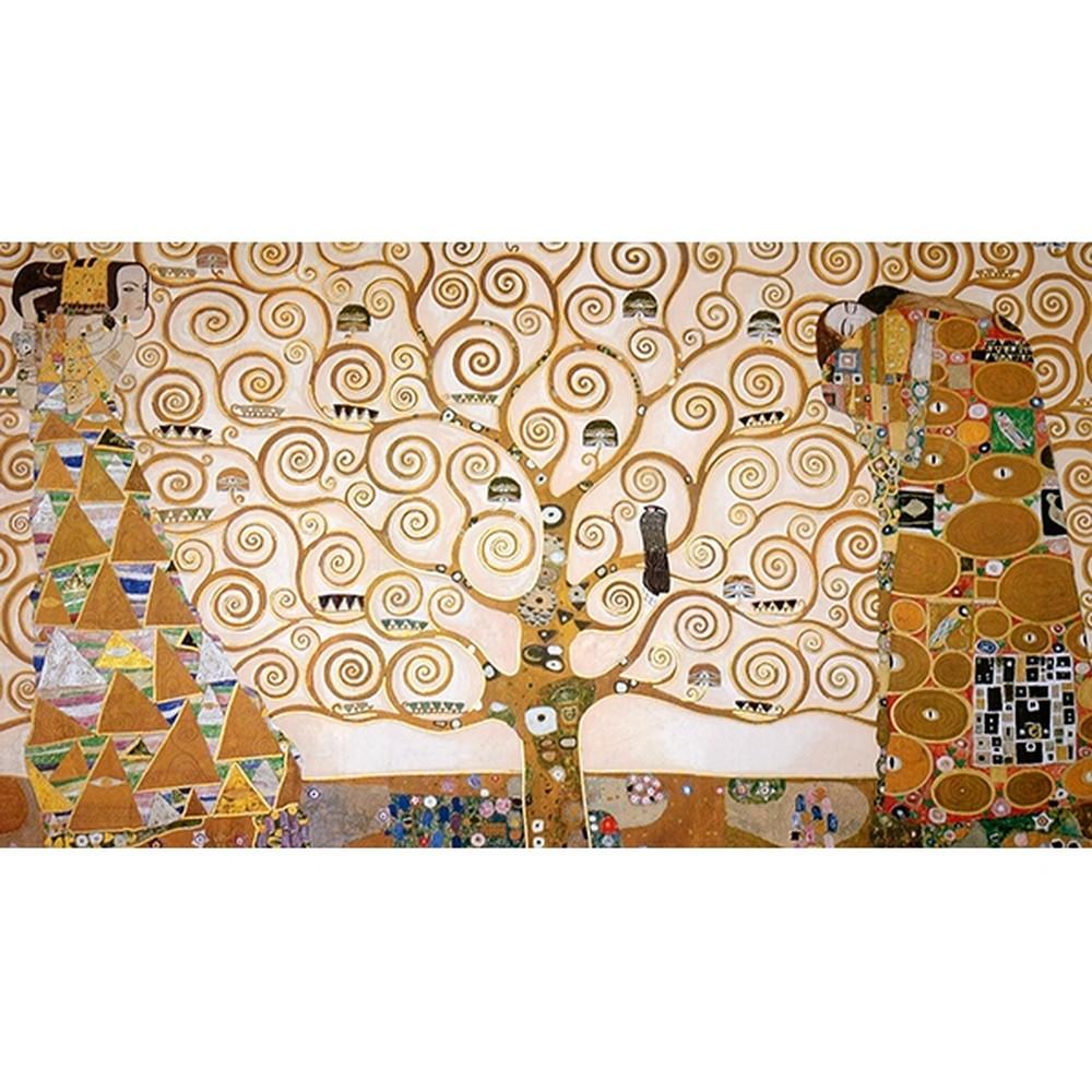 Obraz Gustav Klimt Tree of Life, 90x50cm