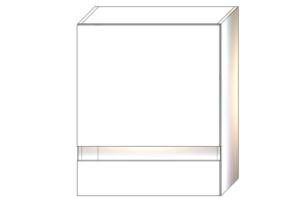 FRED horná skrinka WS60-PL720