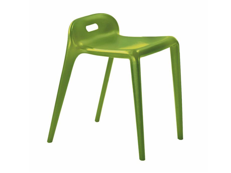 Taburetka Gerti (zelená)