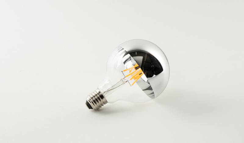 Mirror LED Bulb