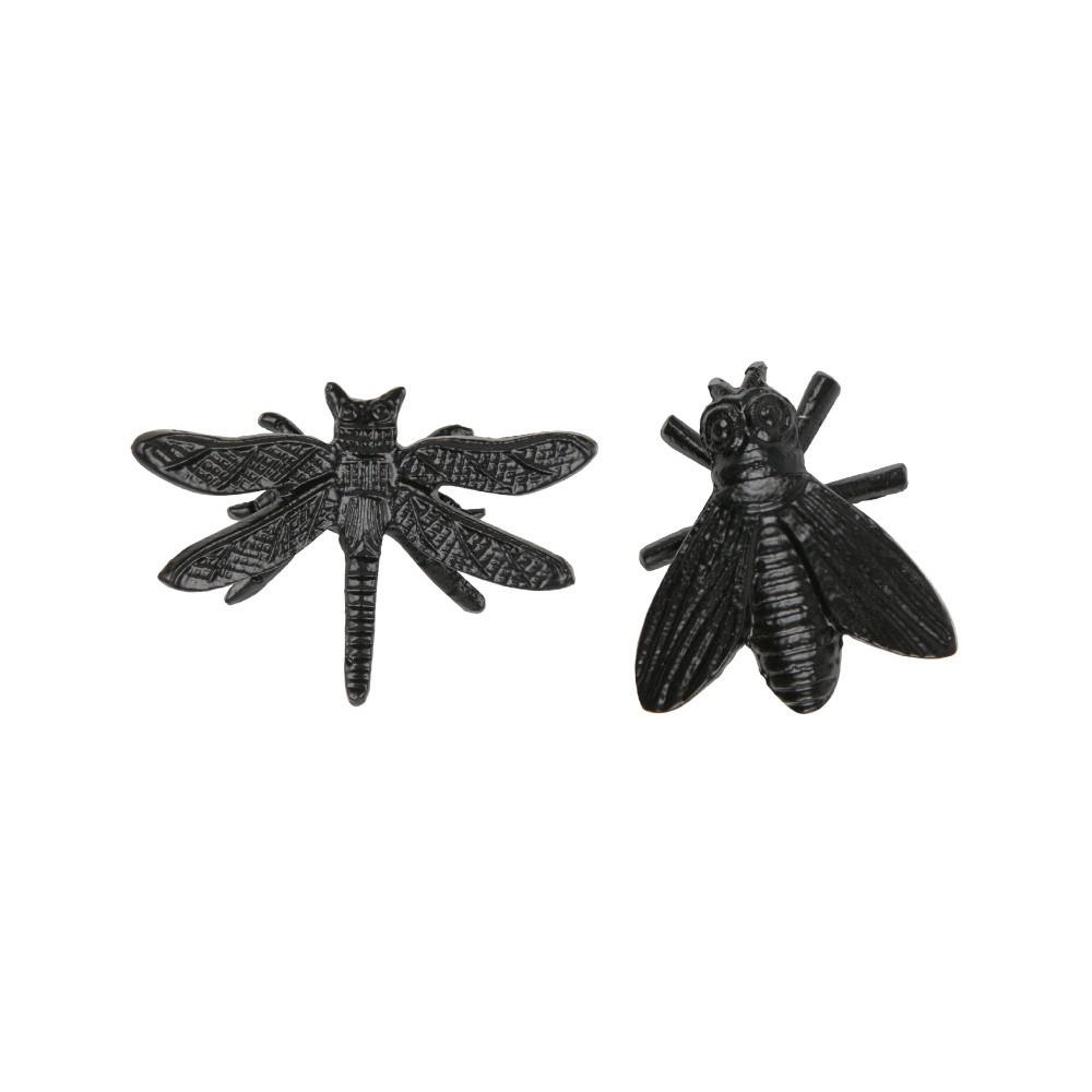 Sada 2 dekorácií De Eekhoorn Chris Insects