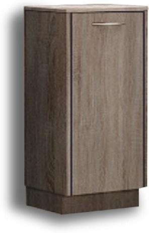Nízka skrinka, dub sonoma trufel, OLIVIA TR12
