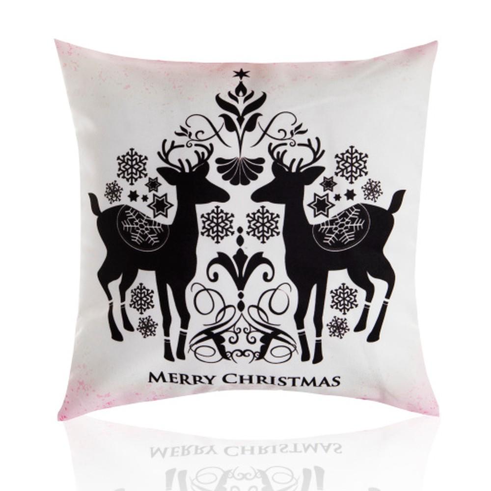 Obliečka na vankúš Christmas V14, 45 x 45 cm