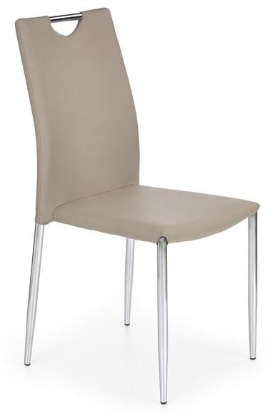 Jedálenská stolička K196 cappuccino