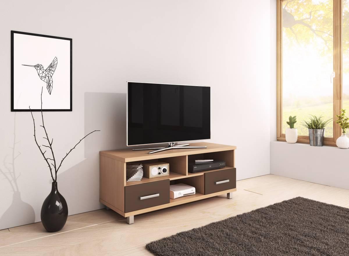 TV stolík Classic malý (javor + amari)