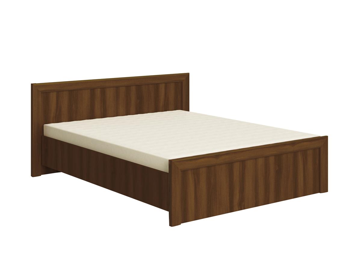 Manželská posteľ 160 cm Mocca 21