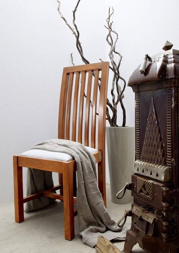 OXFORD HONIG jedálenská stolička #030 masívny agát