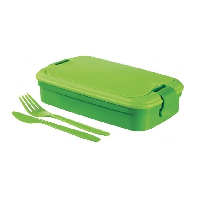 CURVER LUNCH & GO box 32 x 13 x 7 cm zelený 00768-C52